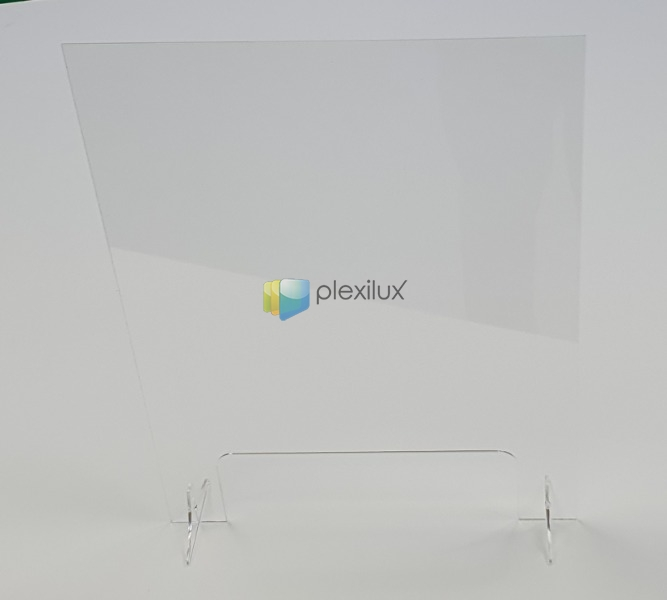 Protection anti-contamination Plaque  De Protection Plexi 2